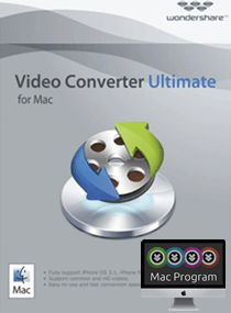 Wondershare Video Converter Ultimate v4.4.2 For Mac
