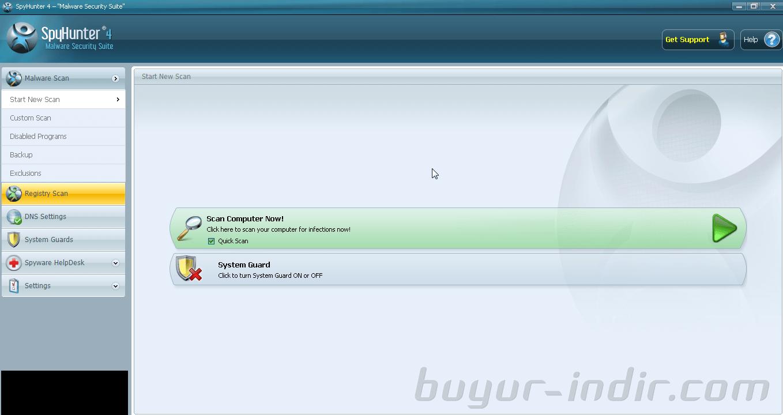 spyhunter virüs programı