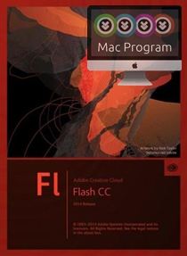 Adobe Flash Professional CC 2014 for MAC