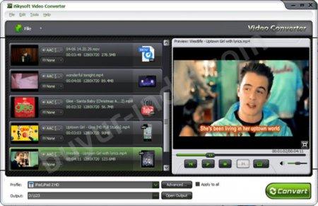 iSkysoft Video Converter Ultimate v5.5.1.0