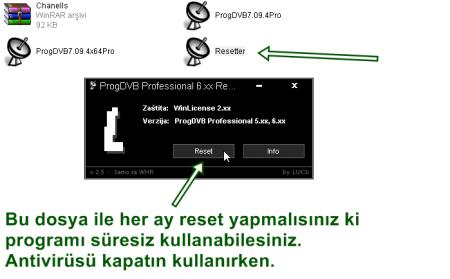 ProgDVB Professional v7.12.5 Full (x32 - x64)