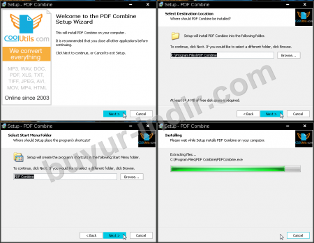 CoolUtils PDF Combine v5.1.86