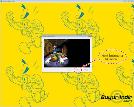 Donald Duck Quack Attack - Resimli Oyun Kurulumu