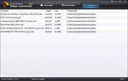 Wise Video Converter Pro v1.42 Türkçe