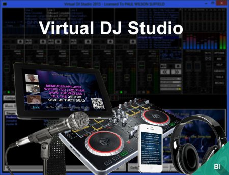 Virtual DJ Studio 2015 v7.1