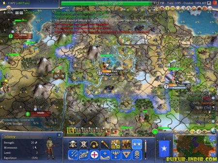 Civilization IV: Beyond the Sword - Oyun İncelemesi