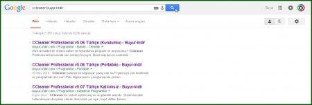 Google Üzerinde Detaylı Arama Yapmak