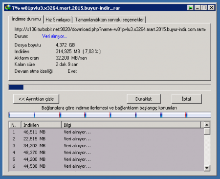 Internet Download Manager v6.25 B21 Katılımsız