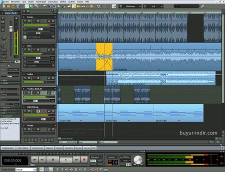 MAGIX Samplitude Pro X2 v13.3.0.256