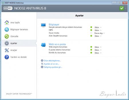 ESET NOD32 v8 - Güncel Çalışan Serial Kodları