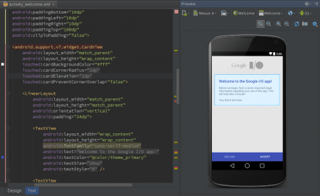 Android Studio v2.1.2