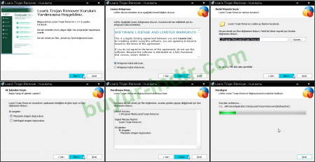Loaris Trojan Remover 2016 v2.0.1 Türkçe