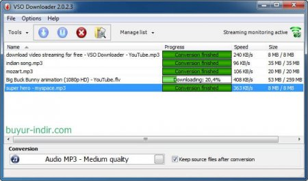 VSO Downloader Ultimate v4.5.0.17 Türkçe Full indir