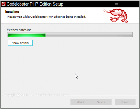 CodeLobster PHP Edition Pro - Resimli Program Kurulumu