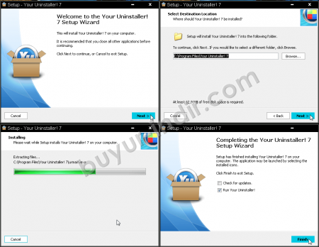 Your Uninstaller v7.5.2014.03 Türkçe