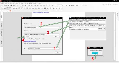 Master PDF Editor v5.0.03 Türkçe