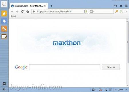 Maxthon Cloud Browser v4.9.3.1000 Türkçe