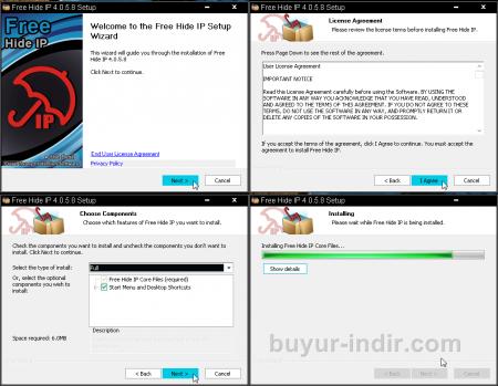 Free Hide IP v4.0.5.8
