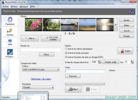 KC Softwares PhotoFilm v3.5.0.90