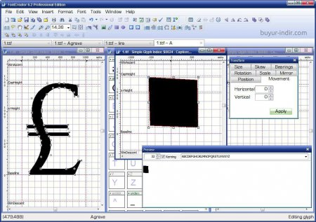 High-Logic FontCreator Professional v11.0.0.2366