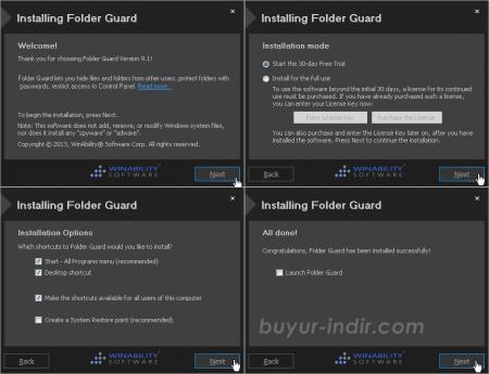 Folder Guard Professional v18.4
