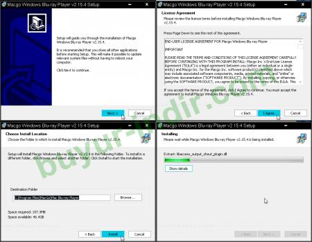 Macgo Windows Blu-ray Player v2.16.16.2394
