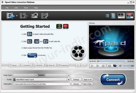 Tipard Video Converter Platinum v6.2.38