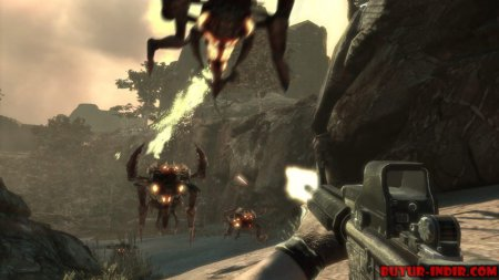 Blacksite Area 51 Türkçe