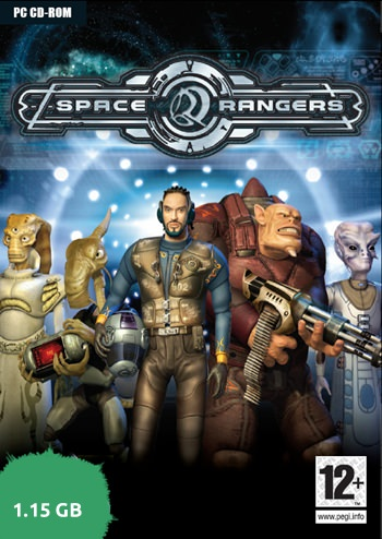 Space Rangers 2: Rise of the Dominators Rip