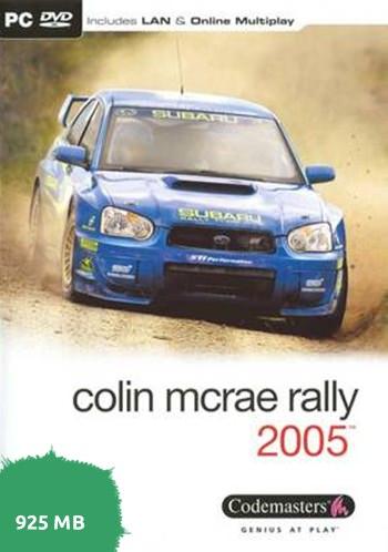 Colin McRae Rally 2005 Rip