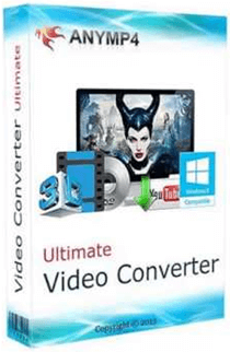 AnyMP4 Video Converter Ultimate v7.0.50