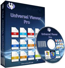 Universal Viewer Pro v6.56 Türkçe