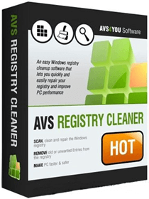AVS Registry Cleaner v4.1.1.286