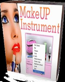MakeUp Instrument v5.7 Türkçe