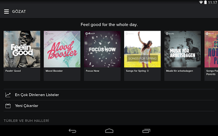 Spotify Music Premium v4.7.0.824 APK Full