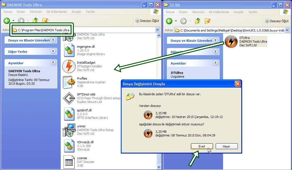 daemon tools 32 bit indir