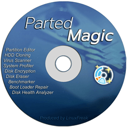 Parted Magic v2019.11.04
