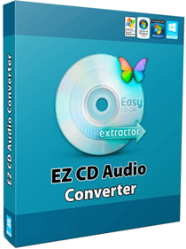 EZ CD Audio Converter v5.1.1.1 Türkçe