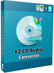 EZ CD Audio Converter v4.0.2.1 Türkçe