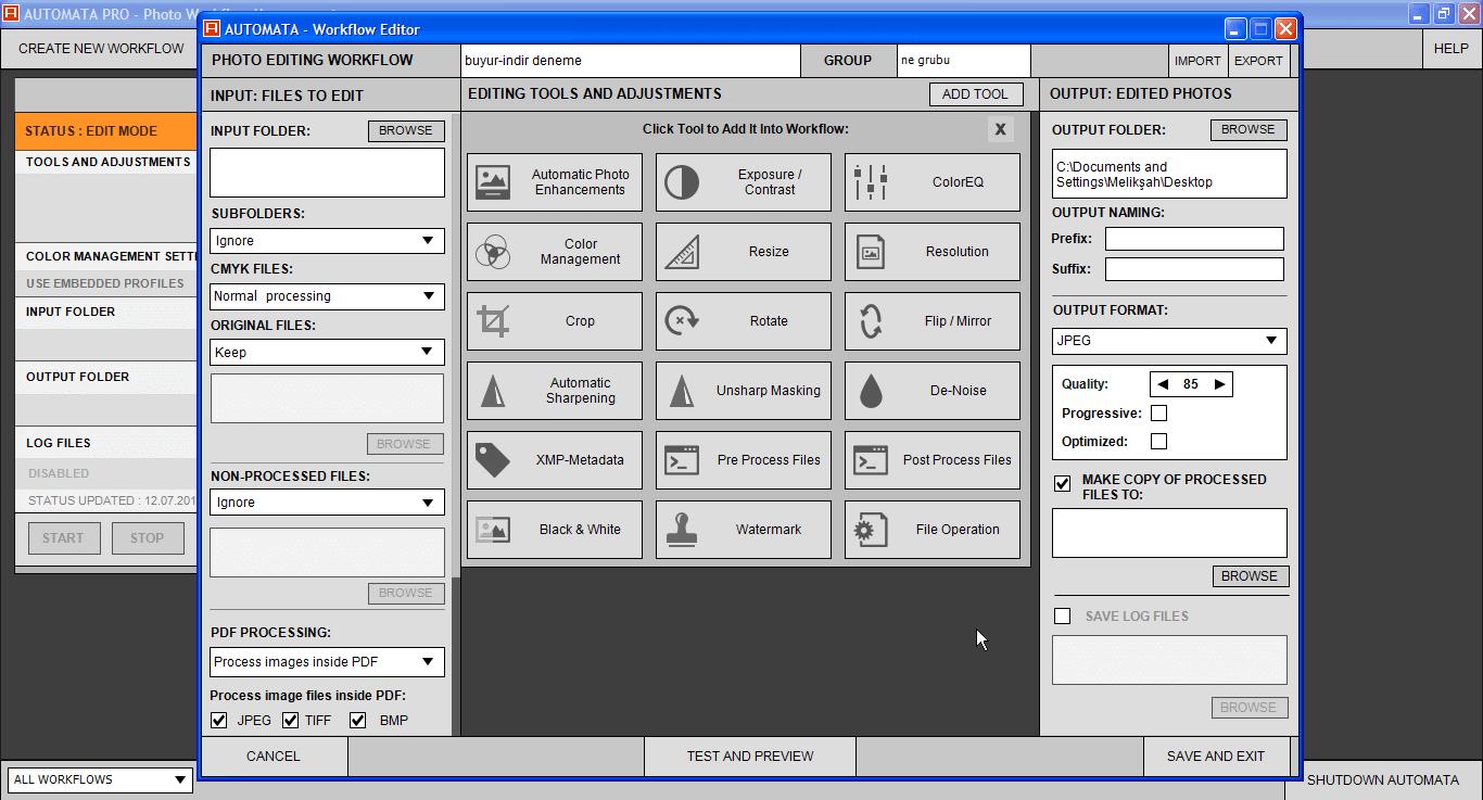 Как сделать jpg формата