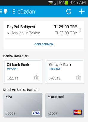 PayPal Türkçe - APK