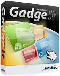 Ashampoo Gadge It v1.0.1 Türkçe