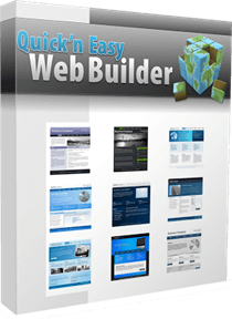 Quick'n Easy Web Builder v3.1.6