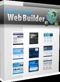 Quick'n Easy Web Builder v3.1.6