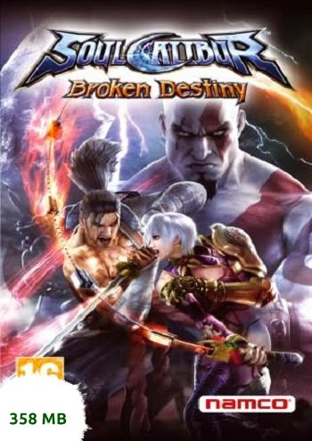 Soul Calibur Broken Destiny PC