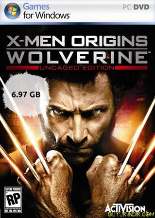 X-Men Origins Wolverine Türkçe Full Tek Link