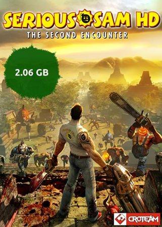 Serious Sam HD The Second Encounter Full Tek Link