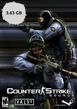 Counter Strike: Source Full Tek Link