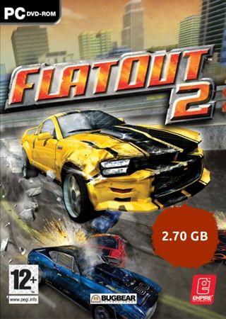 FlatOut 2 Türkçe Tek Link