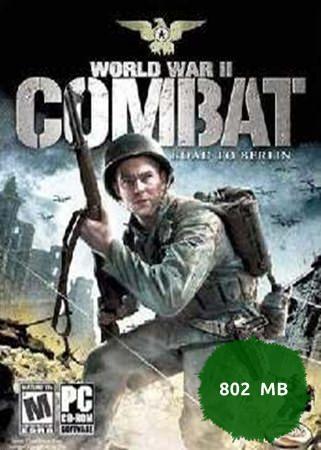 World War II: Combat Road to Berlin PC Full